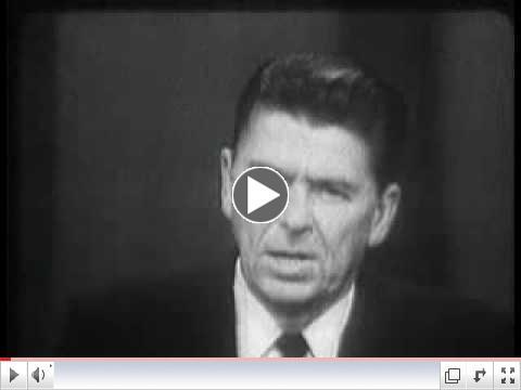 Ronald Regan: A Time For Choosing
