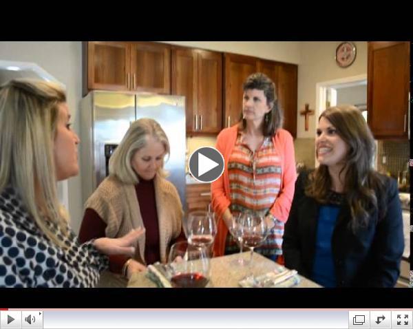 Wine & Food Spotlight: Chicken Contandina with Sangiovese