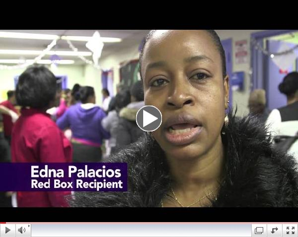 The Salvation Army: Red Box Distribution