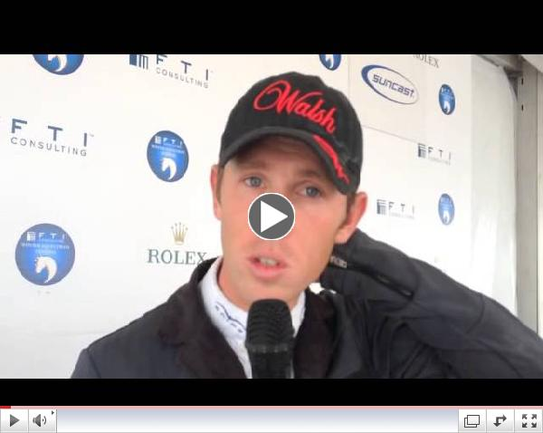 Watch an interview with Scott Brash!