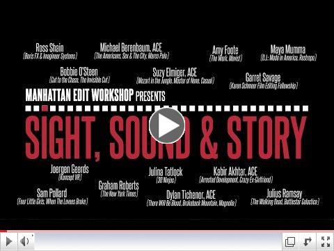 Sight, Sound & Story 2017 Promo
