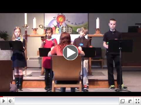 Youth Handbell Choir: THis Joyful Eastertide