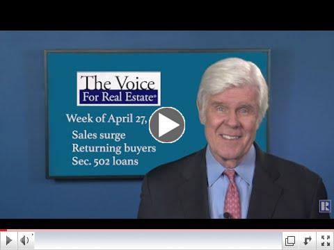 The Voice for Real Estate 21: Home Sales Surge