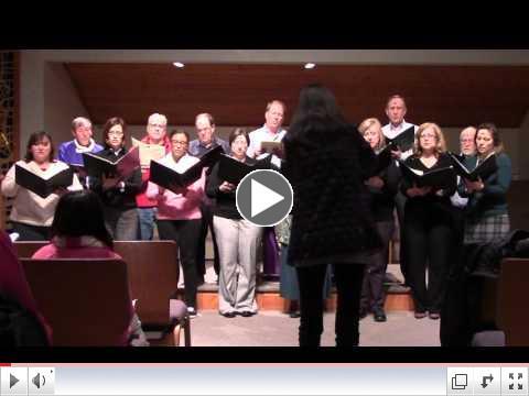 Ash Wed Choir Anthem: Make Us Turn to You