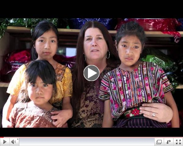 A big thanks at the start of the holiday season from Mayan Families