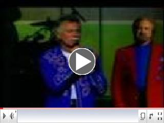 Joe Bonsall pays tribute to his parents: G.I. Joe and Lillie.