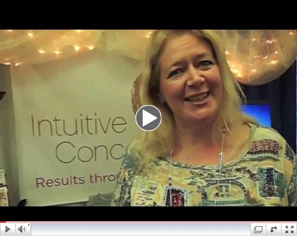 Intuitive Concepts, Inc. Client speaks about her results from Feng Shui