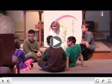 Children's Sermon: Remembering to Love Others