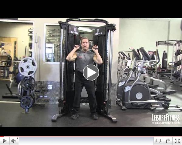 Inspire FT1 Functional Trainer Total Body Workout with Dr. Paul Kennedy