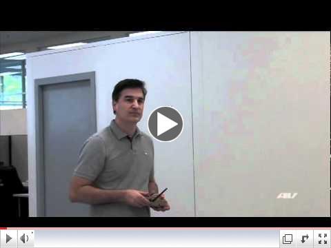 AeroVironment's Nano Hummingbird UAV - Without Landing Gear