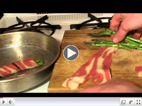Fakin' Asparagus Video