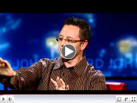 John Edward On Strombo: Full Interview