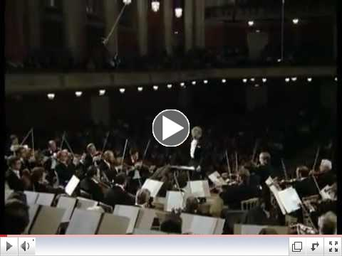 Gustav Mahler - Symphony No. 1 -  Bernstein · Vienna Philharmonic Orchestra