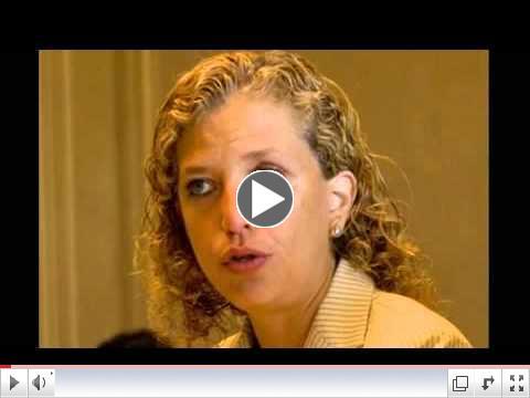 Debbie Wasserman Schultz: Israeli ambassador called GOP