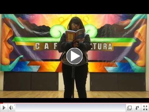 Videos from Cafe Cultura's 2/12/16 Open Mic