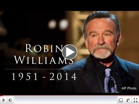 RIP Robin Williams (1951-2014) Tribute - Best Movie Moments