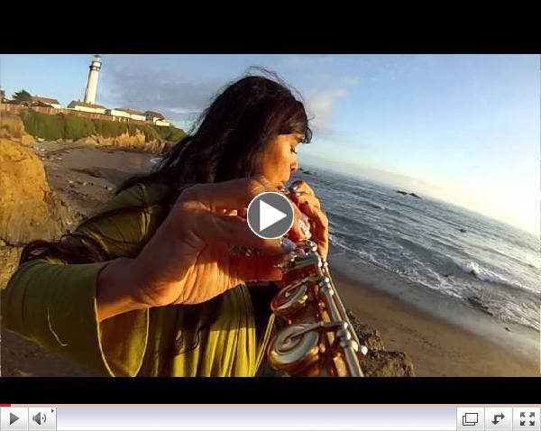 Flute & Drums GoPro Viviana Guzman Jayson Fann