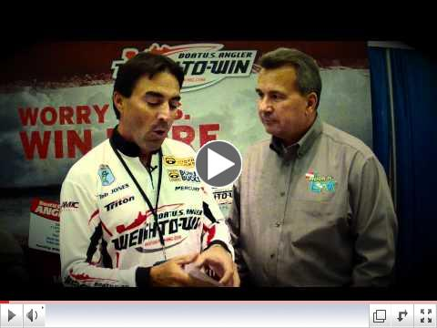BoatU.S. Angler Weigh-To-Win at 2012 Bassmaster Classic