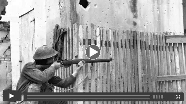 REMEMBRANCE DAY VIDEO 2014 - Exclusive WW2 Footage in HD