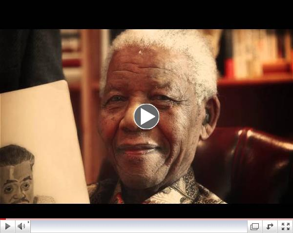 Nelson Mandela Day Pledge your 67 Minutes or more - Make Every Day A Mandela Day