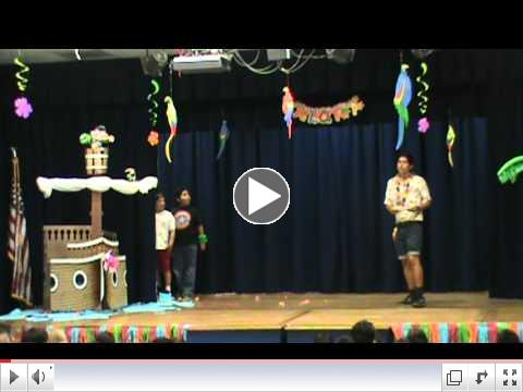 Fairmont Summer Camp Edgewood Talent Show Group 3