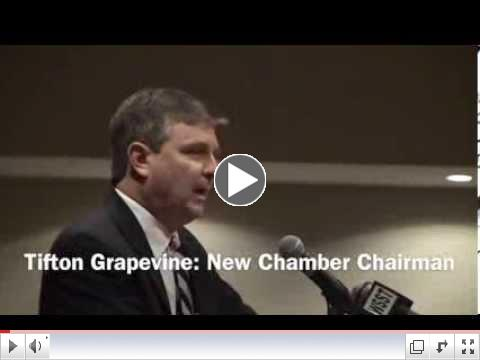 Tifton Grapevine - New Chamber Chair