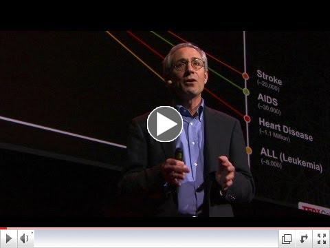 13 minute video, Thomas Insel, former Director of the NIMH,