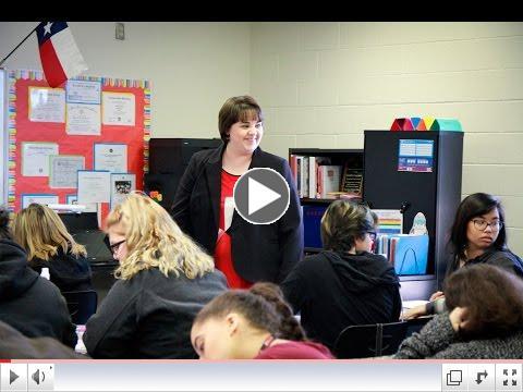 Profile of an Educator - Kendra Langston