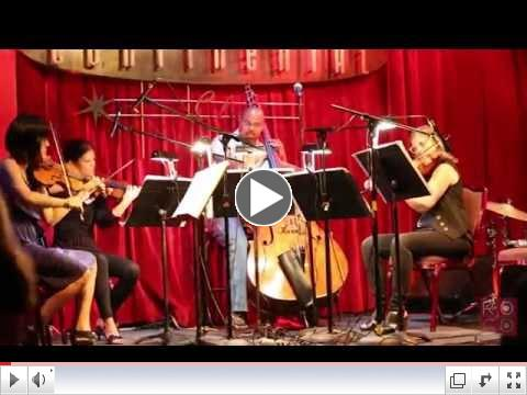 River Oaks Chamber Orchestra hits the bar for classical music fun