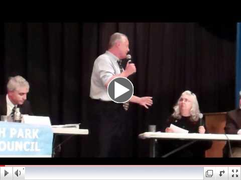 Greater Griffith Park NC Forum - Video 1 - YouTubed by Box for City Council 2011