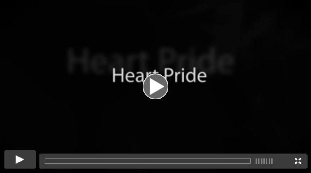 Heart Pride - Rio Bend Community