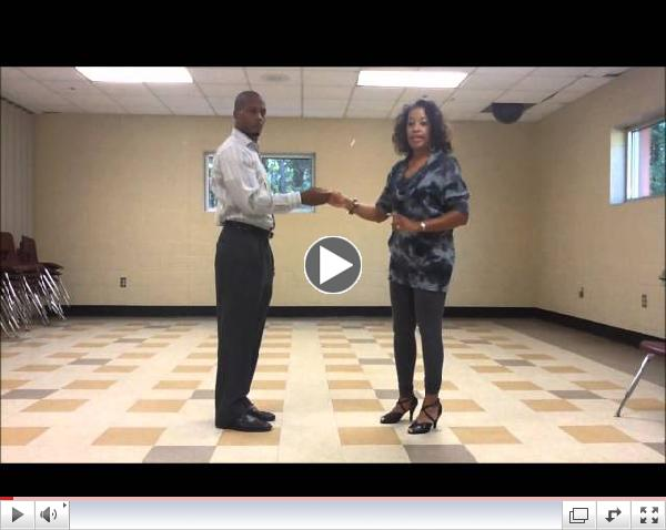 www.LetStep.com - LEARN HOW TO CHICAGO STEP   6-Ct - Week 3 Video Trailer