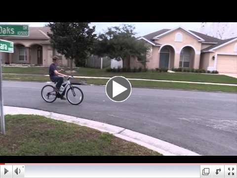 2nd Place - PSA Bike Safety by Wesley Thomas, Robert Ewing, and Craig Jones | Spoto High School