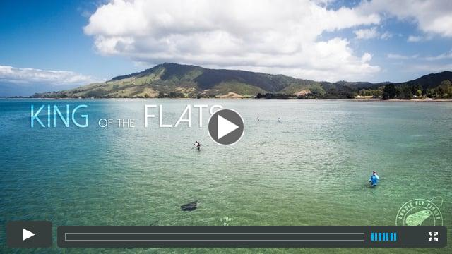 King of the Flats - Aussie Fly Fisher