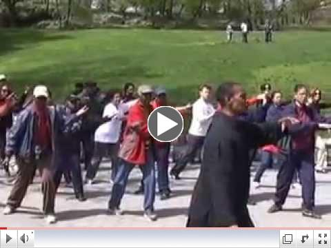 The 7th Annual Harlem Celebration of World Tai Chi & Qigong Day