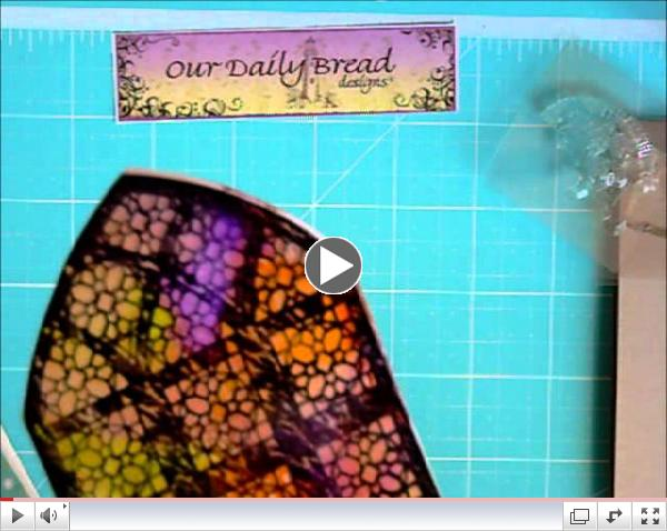 Our Daily Bread Designs May 2013 Release Video