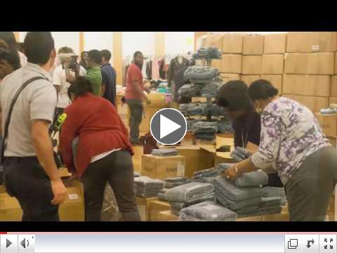 K.I.D.S./ Fashion Delivers  South Carolina Relief Efforts
