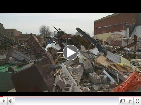 Madelia Police Release Video of Devastating Downtown Fire