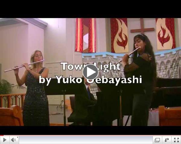 Town Light Yuko Uebayashi Carol Wincenc Viviana Guzman