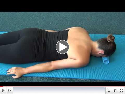 Lower Trapezius Activation in Prone
