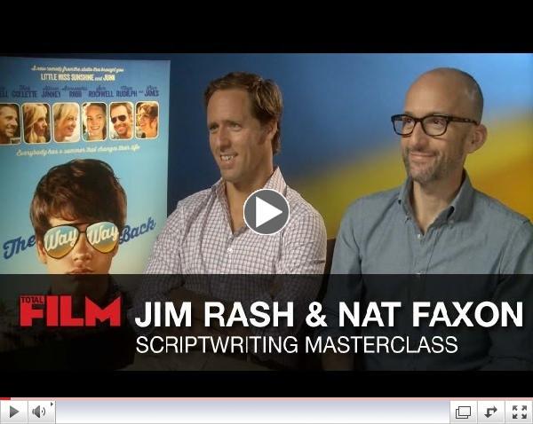 Jim Rash & Nat Faxon's Script Writing Masterclass