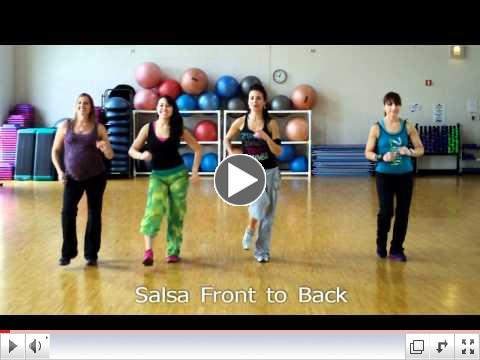 Salsa  - Rhythm of the Month