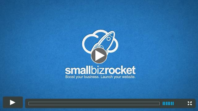 SmallBizRocket.com - Boost your business. Launch your website.