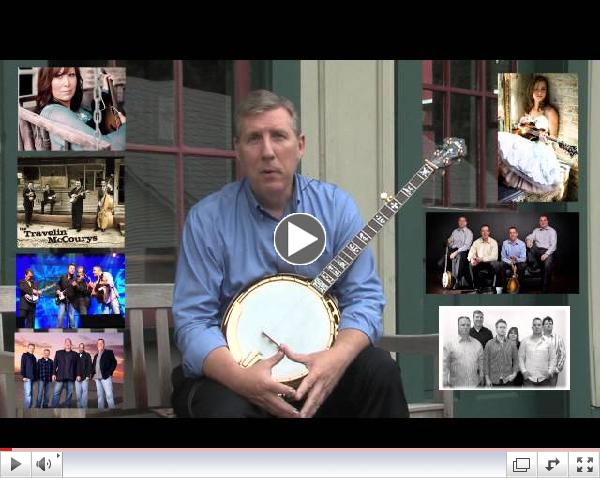 Bloomin' Bluegrass Preview with Alan Tompkins