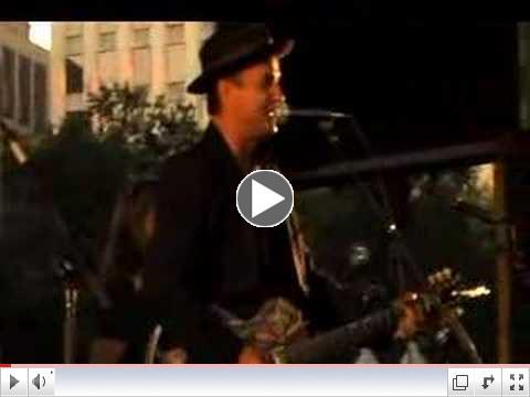 Hurricane Party: Paul Sanchez & the Rolling Road Show