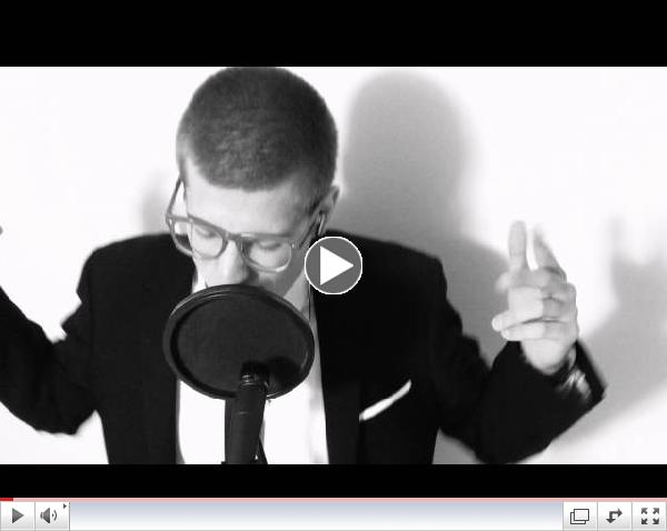 Justin Timberlake - Pusher Love Girl - Cover by Dustin Hatzenbuhler