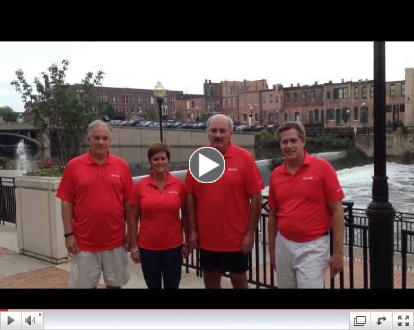 Dunham Fund: ALS Ice Bucket Challenge Accepted