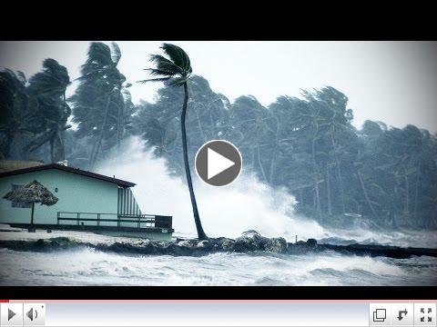 Video from Hurricane Matthew Shot in October 2016.