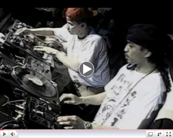 The Rock Steady DJs (USA) - DMC World Champion 1992 -- Winning Set