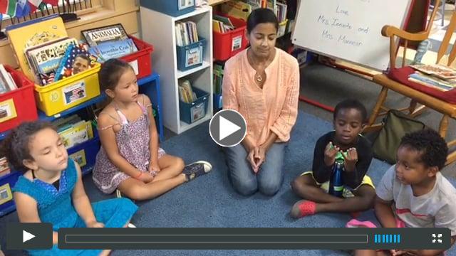 K-1 Mindfulness